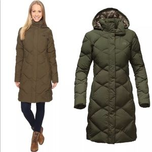 North Face Miss Metro Parka Down Coat